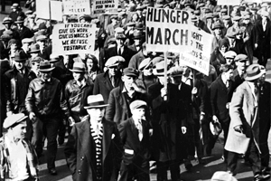 About Ford Hunger March Of 1932
